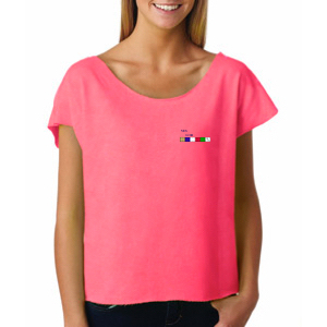 TS-NL-6960 - Ladies' Terry Dolman