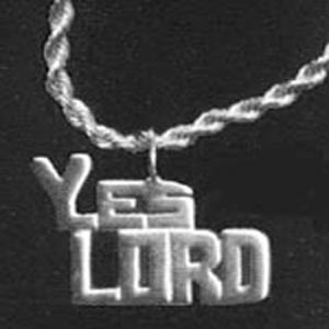 J-YL-SPWC - Yes Lord Pendant - Silver/Chain