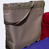 B-UC-8802 - Zippered Tote