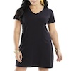 D-LAT-3522 - Ladies T-Shirt Dress
