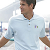 GS-UC-8590 - Mens Luxury Double Pique Polo