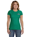 TS-B-1001 - Ladies Baby Rib Short Sleeve T-Shirt