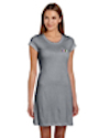 D-Bella-8412 - Ladies Jersey Short Sleeve T-Shirt Dress
