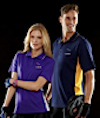 GS-UC-8406L - Ladies Cool & Dry Mesh Sport Two - Tone Polo